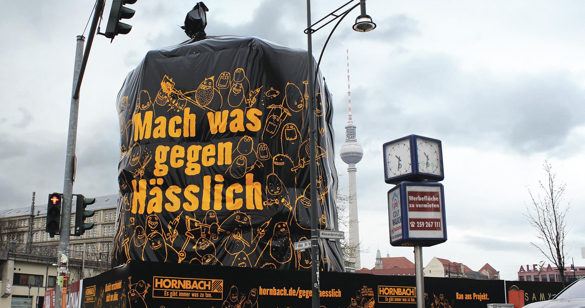 Hornbach Mach was gegen Hässlich copy