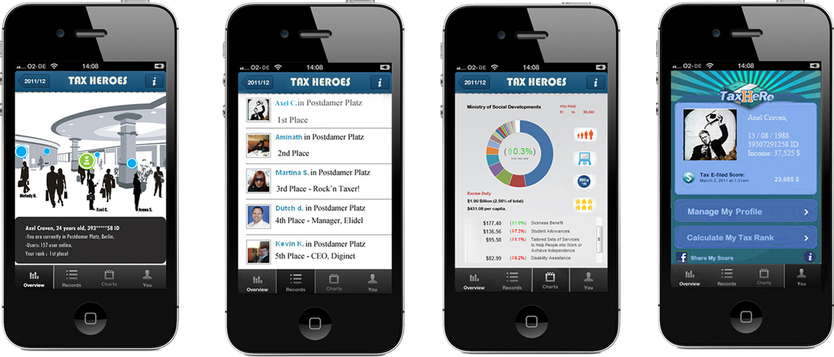 Tax Hero App